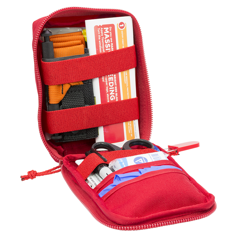Tramedic® Bleeding Control Kit for Schools Open